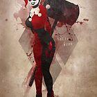 Harley Quinn by DigitalTheory