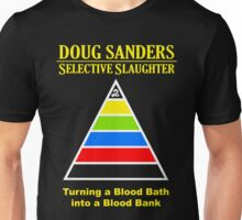 Selective Slaughter Unisex T-Shirt