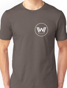 Westworld - Small White Logo Unisex T-Shirt