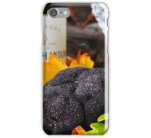 Truffles & Champagne  iPhone Case/Skin