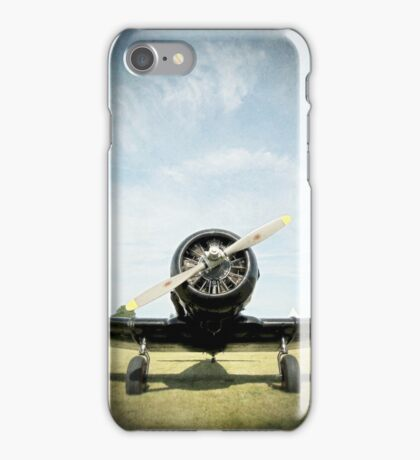 Harvard resting in the sun iPhone Case/Skin