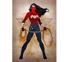 Wonder Woman Photographic Print