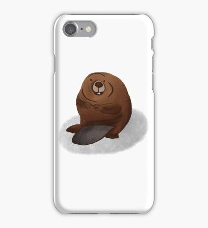Beaver iPhone Case/Skin