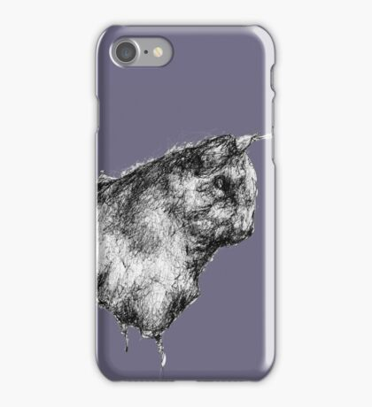 Neolithic Bull 2 iPhone Case/Skin