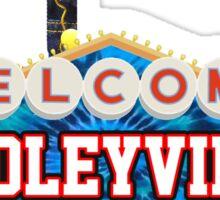 ECW Dudley Ville T - Shirt Sticker