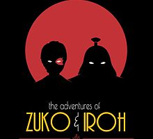 The Adventures of Zuko and Iroh by Geradrum