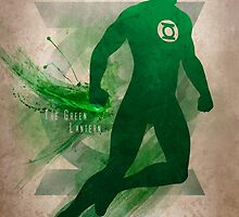 The Green Lantern by DigitalTheory