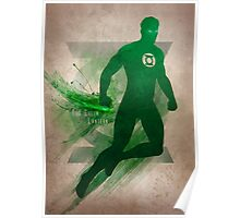 The Green Lantern Poster