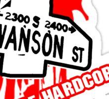 ECW Swanson Ritner Street Sticker