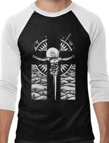 Neon Genesis Evangelion - Lilith Black Men's Baseball ¾ T-Shirt