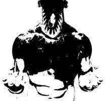 Wanted Prince Devitt - Carnage  (Finn Balor) T - Shirt Sticker