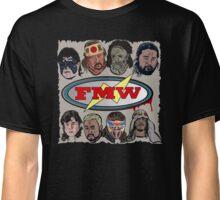 FMW Tribute - Terry Funk, Sabu, Hayabusa, Onita + more Classic T-Shirt