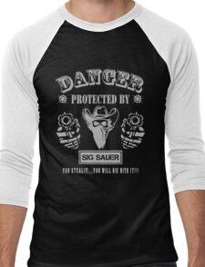 Sig Sauer Shield Men's Baseball ¾ T-Shirt