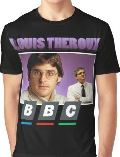 Louis Theroux 90s Tee Graphic T-Shirt