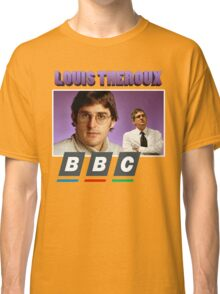 Louis Theroux 90s Tee Classic T-Shirt