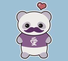 Mr. Panda One Piece - Short Sleeve