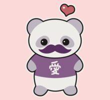 Mr. Panda Kids Tee