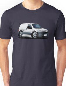 cartoon delivery van Unisex T-Shirt