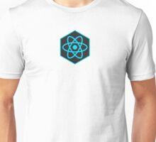 React hexagon Unisex T-Shirt