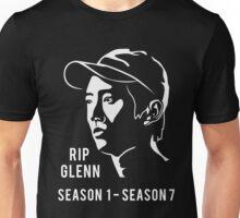 Glenn the walking dead Unisex T-Shirt