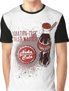 Nuka Cola Fallout Series Graphic T-Shirt