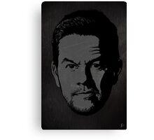 The gRey Series - W Canvas Print
