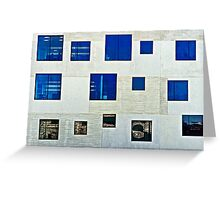 14 Windows Greeting Card