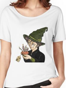 McGonagall's Birthday in Colour Women's Relaxed Fit T-Shirt
