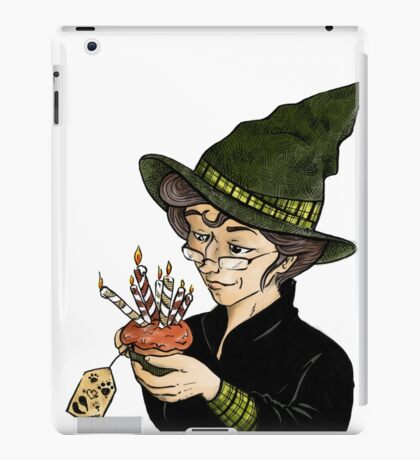 McGonagall's Birthday in Colour iPad Case/Skin