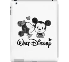 Mickey and Minnie Mouse iPad Case/Skin