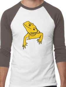 Bearded dragon Men's Baseball ¾ T-Shirt