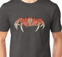 Cool Looking Crab Unisex T-Shirt