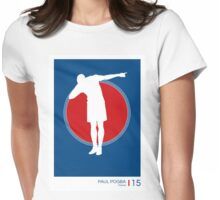 Paul Pogba - Dab - France Womens Fitted T-Shirt