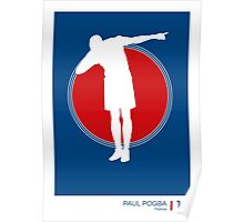 Paul Pogba - Dab - France Poster