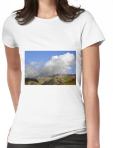 Over The Ridges Womens Fitted T-Shirt