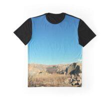 Raw Nature Graphic T-Shirt