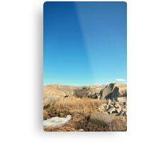 Raw Nature Metal Print