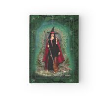 Moon Witch and Dragon ~ Earth Hardcover Journal