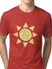 Summer Sun Tri-blend T-Shirt