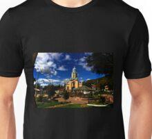 Main Plaza At Paccha, Ecuador II Unisex T-Shirt