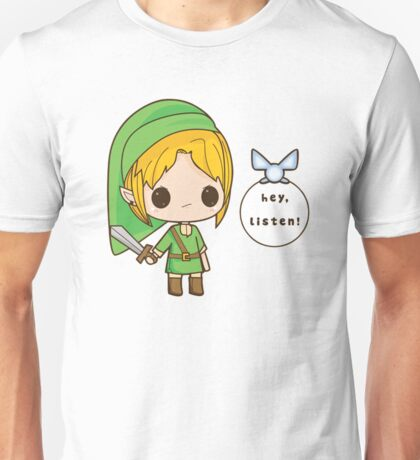 Chibi Link - The legend of Zelda Unisex T-Shirt