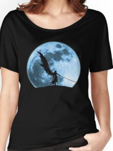 One winged angel in the night Women's Relaxed Fit T-Shirt