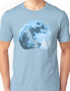 One winged angel in the night Unisex T-Shirt