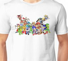 Game Critters Unisex T-Shirt