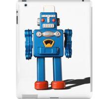Azure robot iPad Case/Skin