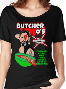 Necro Butcher O's Women's Relaxed Fit T-Shirt