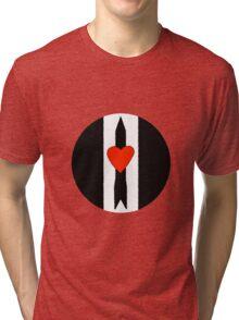 Love and Rockets Tri-blend T-Shirt