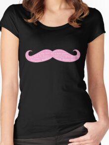 Markiplier Quotes on a Warfstache Women's Fitted Scoop T-Shirt