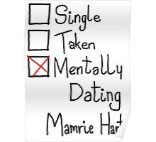 Mentally Dating Mamrie Hart Poster