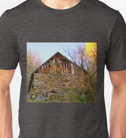 Lonely barn  Unisex T-Shirt